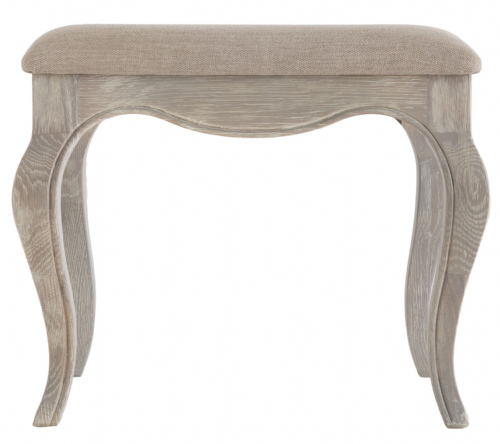 French Château Bedroom Stool